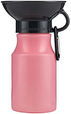 Highwave AutoDogMug Pink