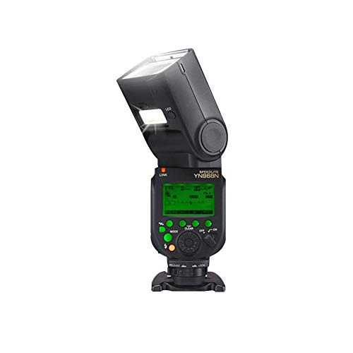 Aoile YONGNUO YN968N Wireless Camera Flash Speedlite Master Optical Slave HSS TTL for Nikon Cameras