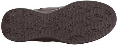 Lite Chocolate Skechers para Entrenadores Step Mujer Go TYwxEO1q