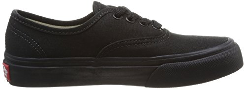 Vans Authentic, Zapatillas Unisex Bebé Negro (Blk/Blk ENR)