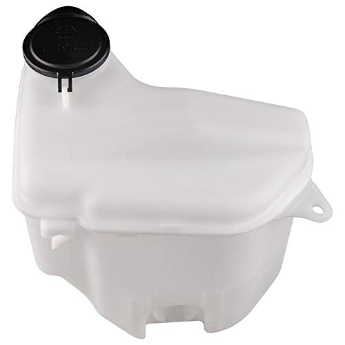Sentinel Parts Windshield Washer Fluid Reservoir Bottle Tank with Cap Fits 98-02 Toyota Corolla Replaces - Bottle Fluid Washer
