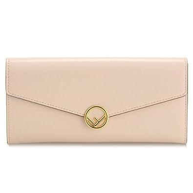 6a66efe38d72 Amazon | FENDI(フェンディ) F IS FENDI 財布 レディース 二つ折り 二つ折り長財布 8M0251 A0KK F136T  [並行輸入品] | 財布