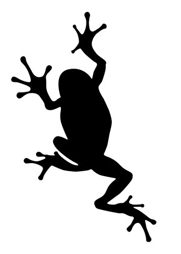 Frogs. Transfer tattoos tattooing temporary tattoos Cute Face tattoos one sheet of A4 paper