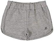 Shorts Infantil Em Moletom, Up Baby, Meninas