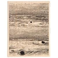 Woodgrain Background Rubber StampNew by: CC - Woodgrain Background Stamp