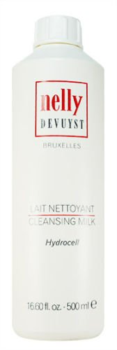 Nelly De Vuyst Hydrocell Cleansing Milk 16.6oz(500ml) Prof Fresh New by Nelly De Vuyst