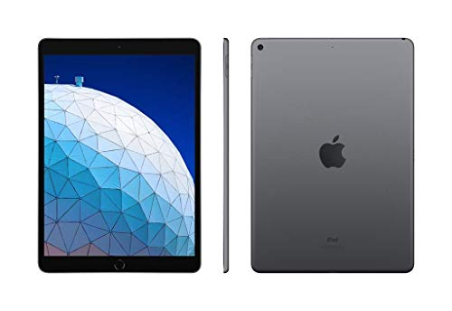 "Apple iPad Air | 10.5"" | 3rd GEN | WI-FI | 256GB | Gray | 2019 | (Renewed) 6"