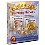 Software : Teddy Ruxpin Series 1 Teddy's Birthday & Teddy Met Grubby Program Cartridge