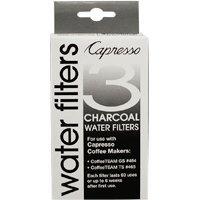 Capresso Water Filter S/3-464/465 (Capresso Filters Coffee compare prices)