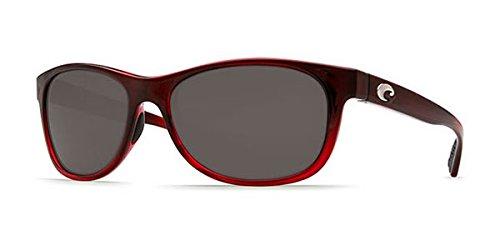 Sunglasses Costa Del Mar PROP PR 48 OGP POMEGRANATE FADE GRAY ()