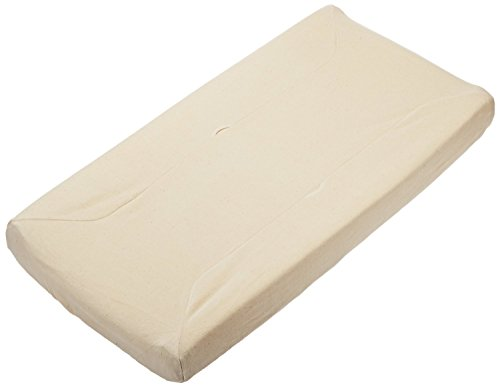 TL Care Organic Cotton Velour Contoured Changing Table Cover - (Tl Care Organic Cotton)