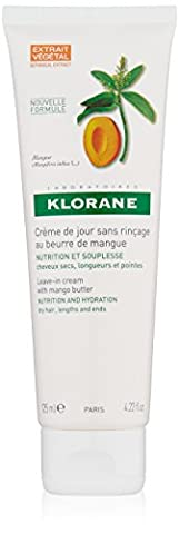 Klorane Leave-In Cream with Mango Butter -