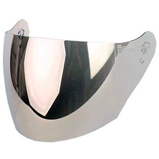 HJC Helmet Shield AC-3 CL-33 HJ-11 Face Shield Visor RST Mirror Silver Iridium Color