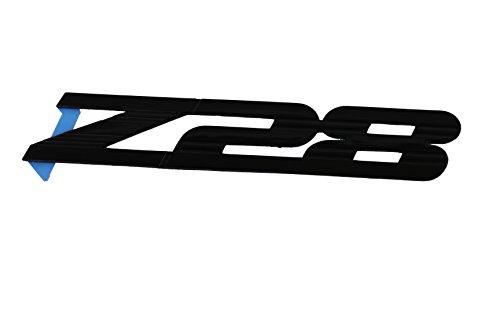 Genuine GM 10139552 Fender Emblem, Front - Z28 Fender Emblem