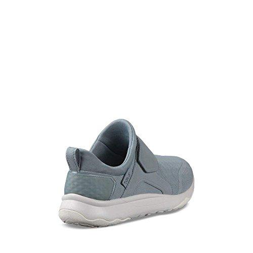 Swift Teva Hiking Arrowood Shoe On Quarry Slip W Grey Womens Aww6qn1U