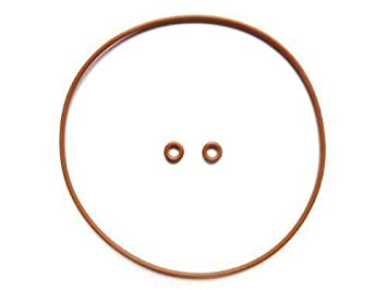 """10x O-Ringe Dichtungen passend für alle 1//2/"""" Schlauchsysteme wie z.B Gardena ."""