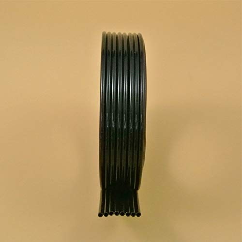ID=2mm OD=3mm Printer Parts 10 Meters 8 Lines UV 3mm2mm Ink Tube for Infinity Pheaton SID Yoton Mut0h UV Printer