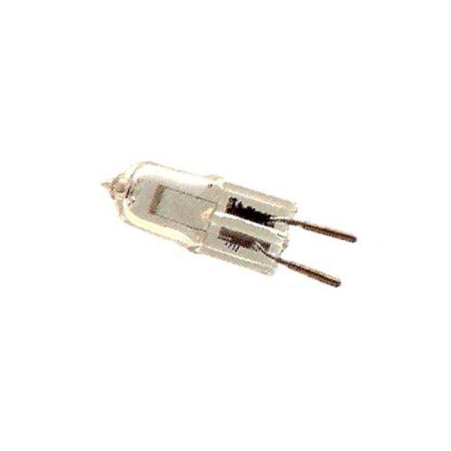 Higuchi JC 5521 - 50 Watt 24 Volt Halogen Bi-Pin Light Bulb, GY6.35 Base ()