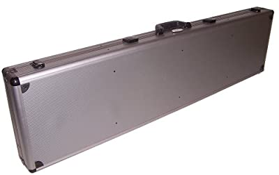 ADG Sports Aluminum Double Rifle Gun Case