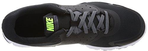 Nike Revolution EU - Zapatillas de running unisex Negro / Amarillo / Blanco / Gris