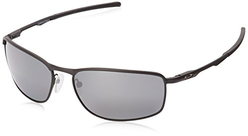 3ff7053f8e8451 Oakley Men s Conductor 8 OO4107-02 Rectangular Sunglasses ...