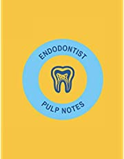 Endodontist Pulp Notes Notebook, 120 Page Blank Lined Journal
