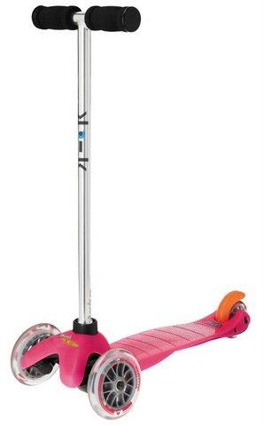 Mini Kick Scooter - Pink