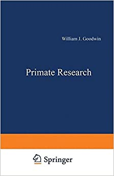 Primate Research (FASEB Monographs)