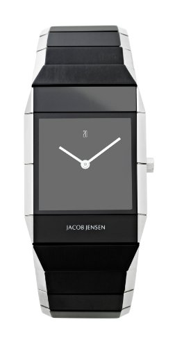 Jacob Jensen Men's Watch Jacob Jensen Stainless Steel 550