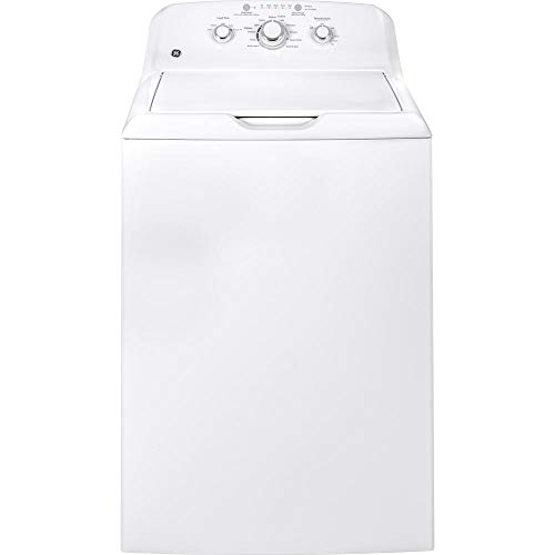 3.8 cu. ft. White Top Load Washing Machine by dealmor (Image #2)