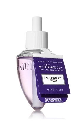 Bath and Body Works Single Wallflowers Refill Bulb Moonlight Path ()