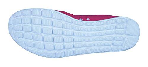 Reebok Skyscape Harmony Zapatos para caminar de las mujeres Pink