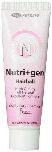 Nutri+gen Mini Gel Type Hairball Pet Supplement (Gen Gel)