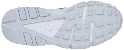 Huarache Grigio pure Run Gris wolf Femme Nike Sneakers Platinum bianco 032 Air Basses Zz8qWaz5w