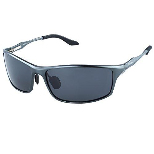 DUCO Men's Driving Sunglasses Polarised Glasses Sports Eyewear Fishing Golf...