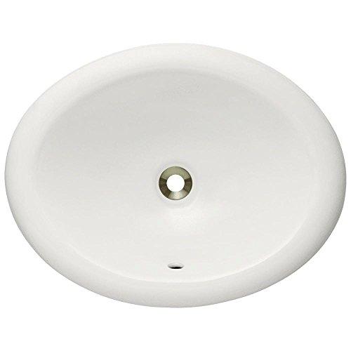Bisque Porcelain Sink - 3