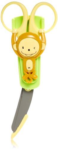 JAPONESQUE Safety Scissors, Monkey by JAPONESQUE