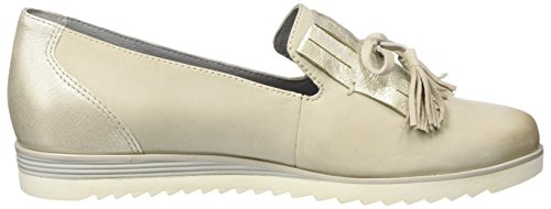 Be Loafers Women's Natural Grey 24742 FqgZH7