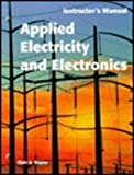 Applied Electricity and Electronics, Clair A. Bayne, 1566377099