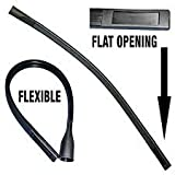 Flexible Crevice Tool Attachment for RICCAR Vacuum