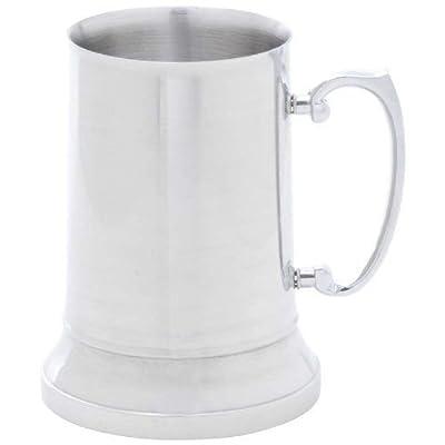 Maxam KTBMUG Maxam 20Oz Stainless Steel Beer Mug New