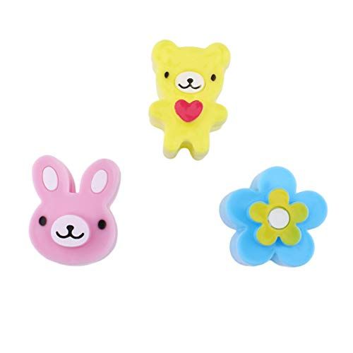 sandwich mold, Cute Flower Bear Rabbit Shape Sandwich Mold DIY Cutter Bread Biscuits Embossed Device Cake Tools Rice Balls Lunch Mould