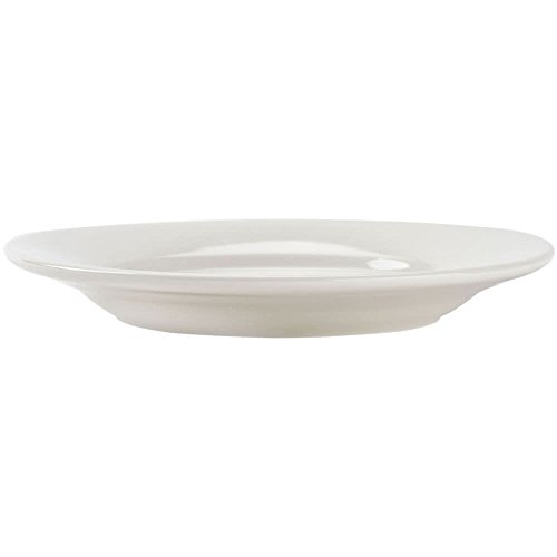 Edge China Saucer - Yanco RE-36 Recovery Saucer for RE-35 Espresso Cup, 4.5
