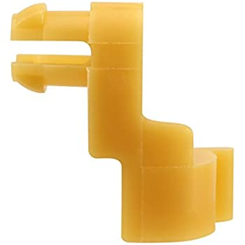 Amazon Com Clipsandfasteners Inc 10 Door Lock Rod Clips