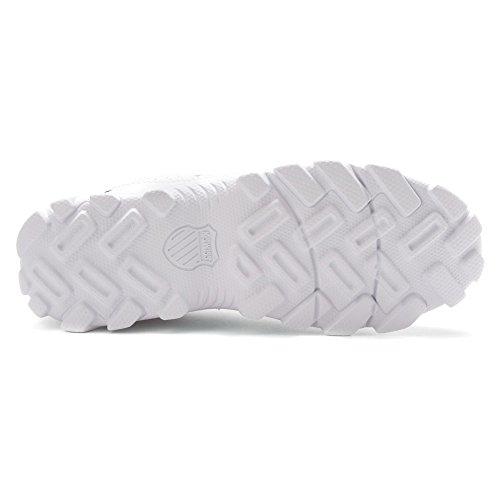 US WomenWhite 6 Swiss K UK Sneakers 8 ST429 nxOxS0I4