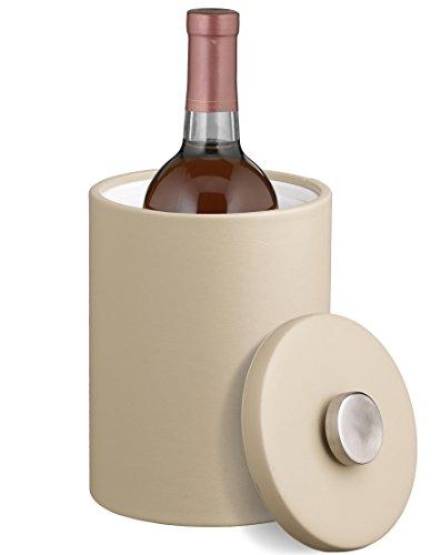 (Kraftware COMTEMPO Collection Ice Bucket, 2 Quart, Beige)