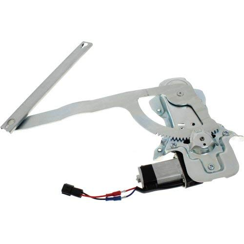 Rear Window Regulator for LAND ROVER DISCOVERY 1996-1999 RH Power with Motor SD ()