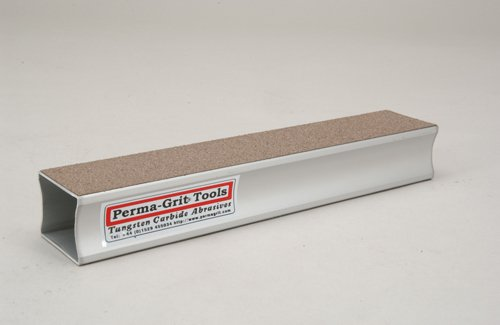 Sanding Block Perma-Grit 280mm x 51mm double sided sanding block Coarse/Fine by Perma-Grit
