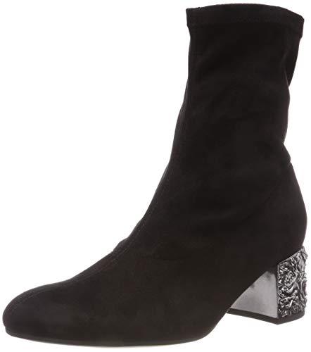 altsilber Nero schwarz 47 Stivaletti Gabor Donna Fashion nIvqAnTXt