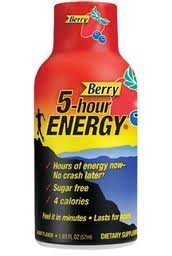 5 Hour Energy, 2-Ounce Bottle from Living Essentials